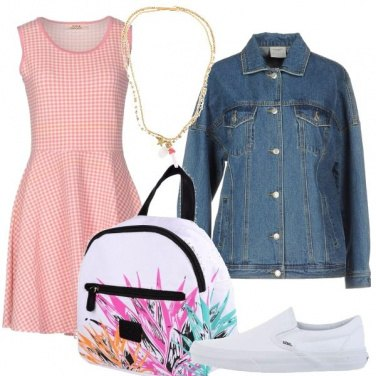 Outfit Francese o americana