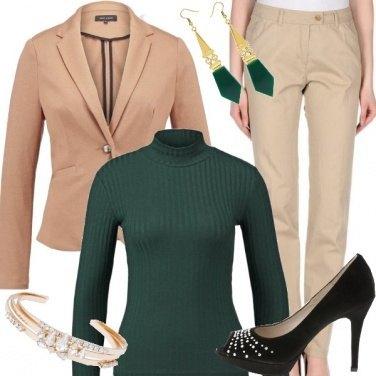 Outfit Frizzante eleganza