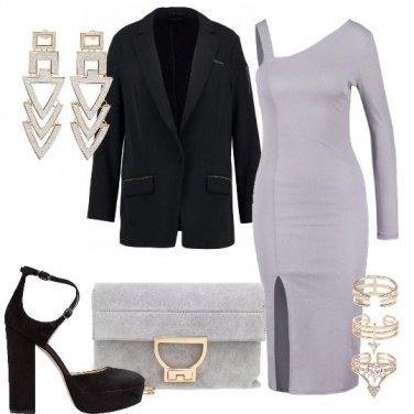 Outfit Anni \'80 eleganti