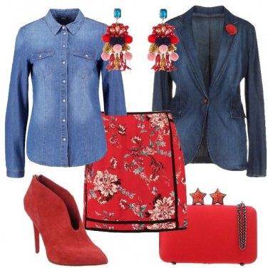 Outfit Un tocco d\'oriente