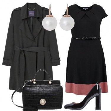 Outfit Graziosa e raffinata