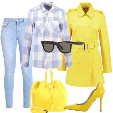 Outfit Uno spicchio di sole