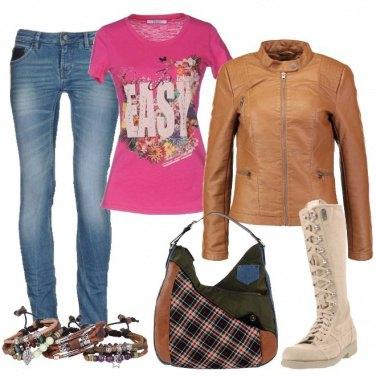 Outfit Facile e semplice