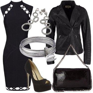 Outfit Tacchi rock vertiginosi