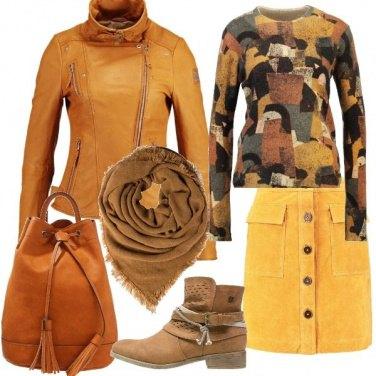 Outfit Quasi rock