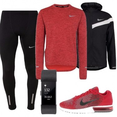Outfit Mi piace correre