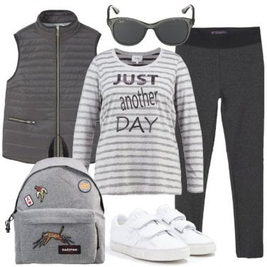 Outfit Due passi all\'aria aperta