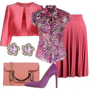 Outfit Gusto raffinato
