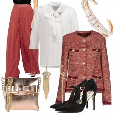 Outfit Modern classy