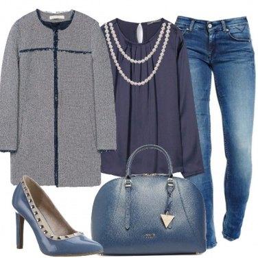 Outfit Alla moda francese