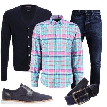 Outfit Una camicia particolare