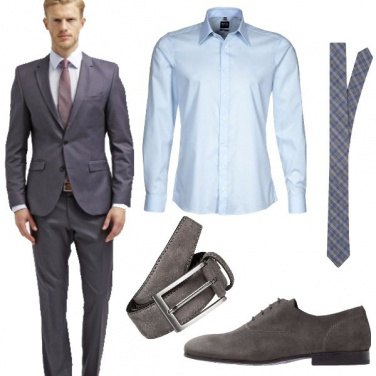 Outfit La classica cravatta