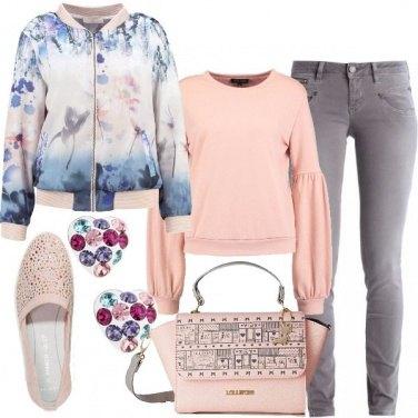 Outfit E\' arrivata la primavera