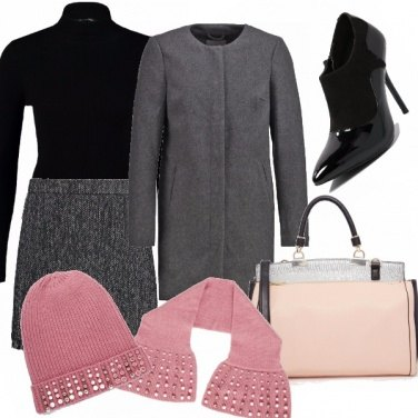Outfit Sweet baby pink