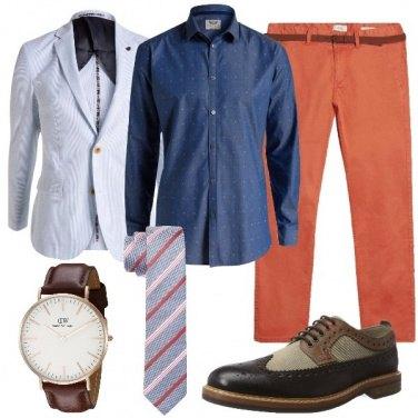 Outfit Il papà vanitoso