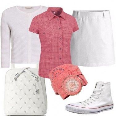 Outfit Come una tennista