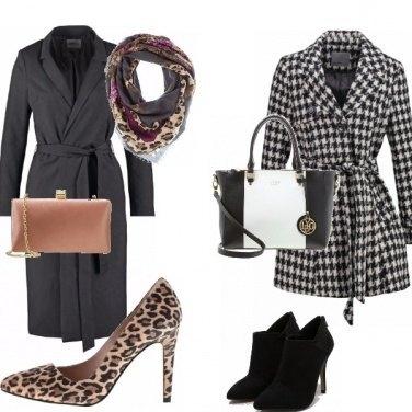 Outfit Ciak azione!!! e\' di scena il cappotto