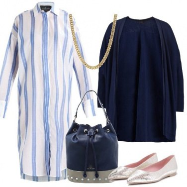 Outfit Lusso informale