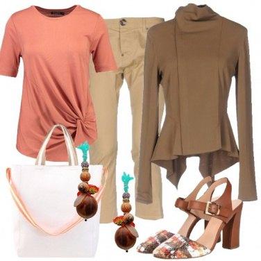 Outfit Terra di Siena