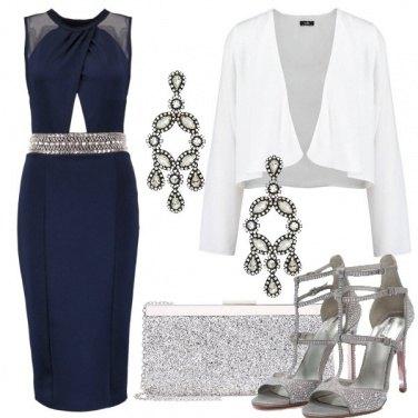 Outfit Cerimonia con un vestito sensuale