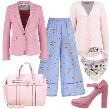 Outfit LunedÌ primaverile