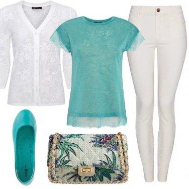 Outfit Sabbia e mare