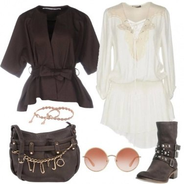 Outfit Sulla strada per Woodstock