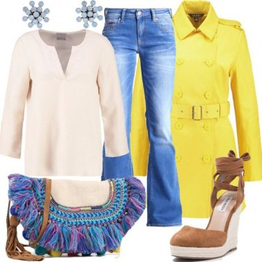Outfit La zeppa si arrampica