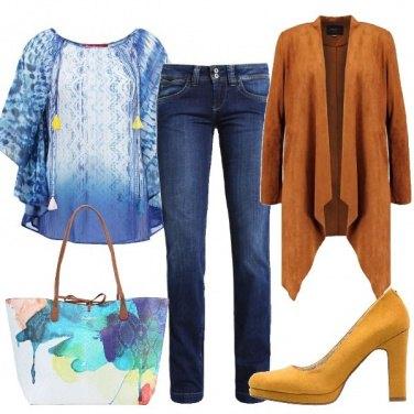 Outfit Una hippie metropolitana