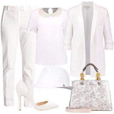 Outfit Bianca primavera