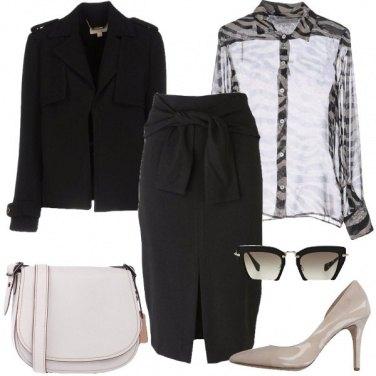 Outfit Sfacciatamente elegante