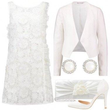 Outfit Vestiti di bianco