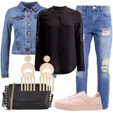 Outfit Comoda ma con stile