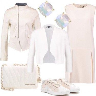 Outfit Di bianco vestita