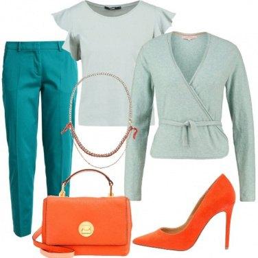 Outfit Vado al lavoro