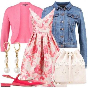 Outfit Véstiti di fiori