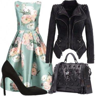 Outfit Rockettara romantica