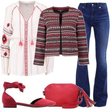 Outfit Allegra e spensierata