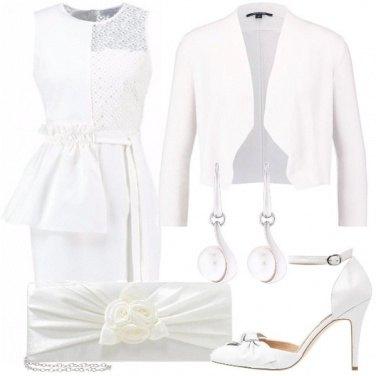 Outfit Il vestito asimmetrico