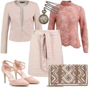 Outfit L\'orologio per collana