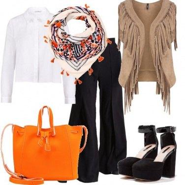Outfit Alla riscoperta dei settanta