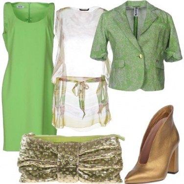 Outfit Cerimonia in primavera