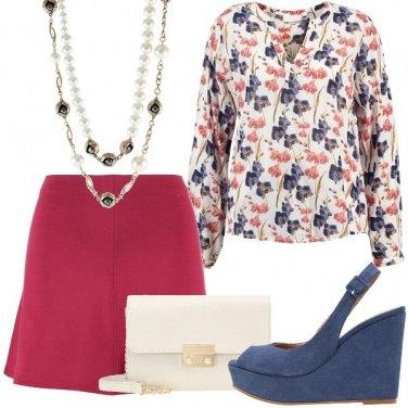 Outfit Uno stile ancora di tendenza