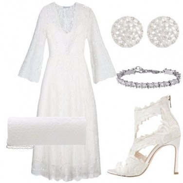 Outfit Una sposa low cost