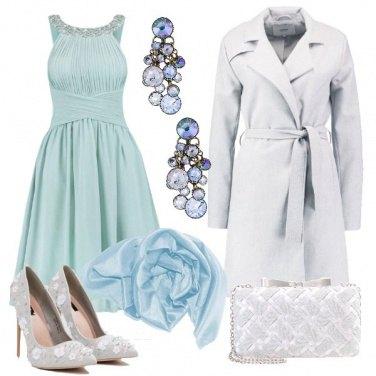 Outfit Raffinata ad una cerimonia