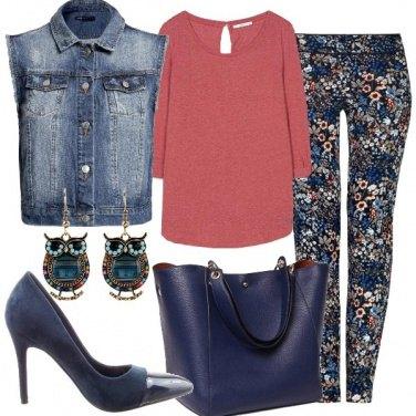 Outfit Fiori e passioni