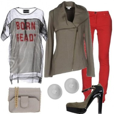 Outfit Moderne trasparenze