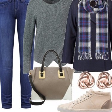 Outfit Brr che freddo.