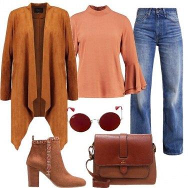 Outfit Un passo indietro nel tempo