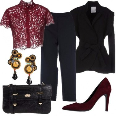 Outfit Ragazza orientale